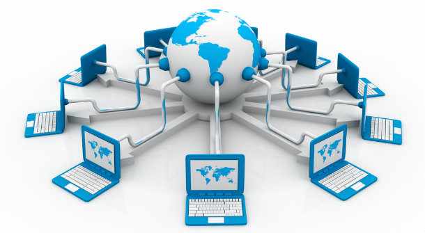 Global-computer-network
